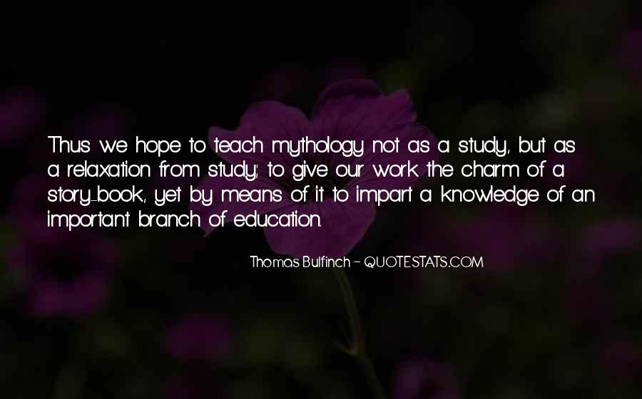 Quotes About Impart #676097