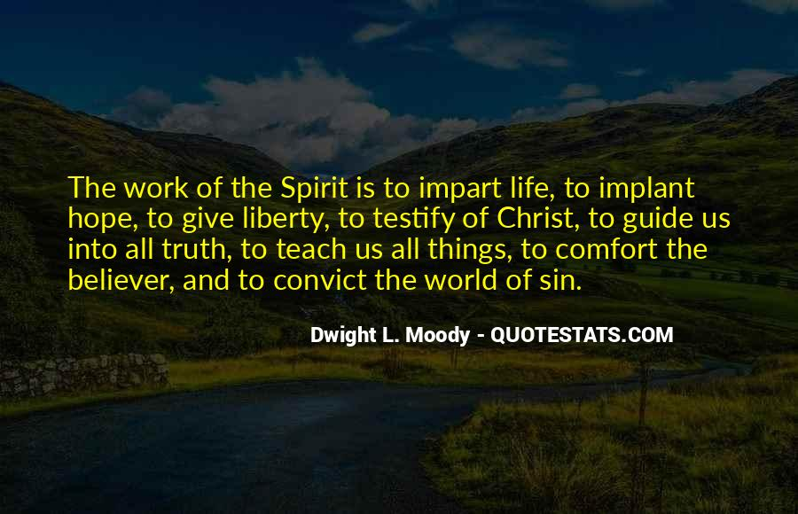 Quotes About Impart #748450