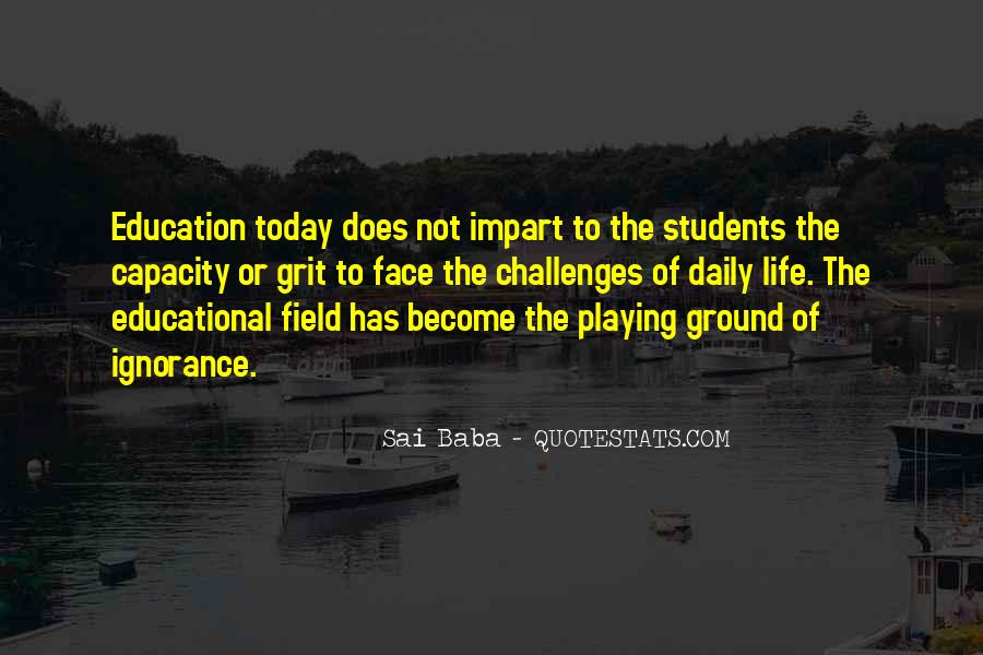 Quotes About Impart #781768