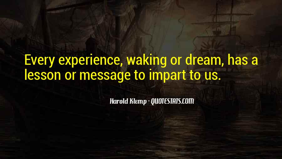 Quotes About Impart #872302
