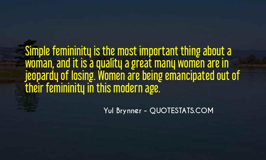 Emancipated Woman Quotes #1105994