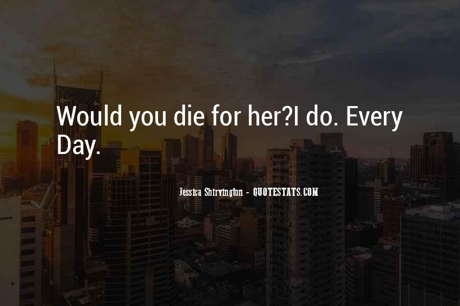 Emblaze Jessica Shirvington Quotes #712725
