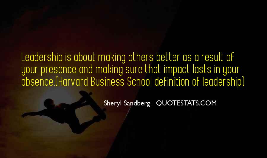 Quotes About Impact Of Others #507639