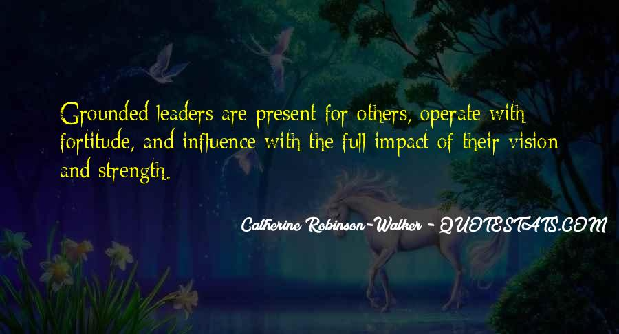 Quotes About Impact Of Others #704971