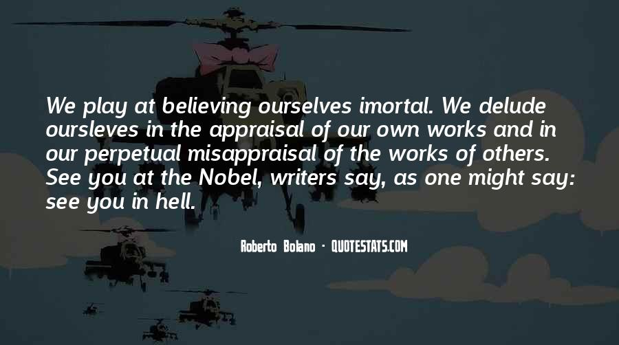 Quotes About Imortal #565250