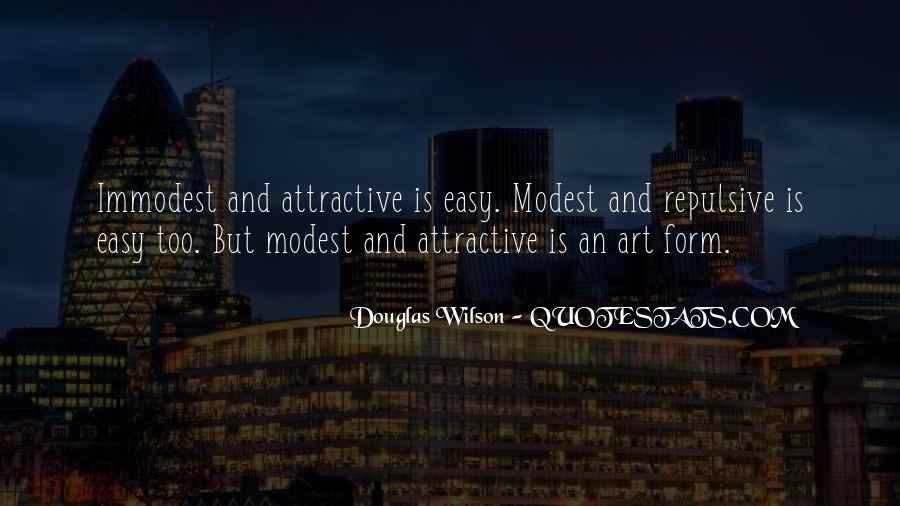Quotes About Immodesty #1197097