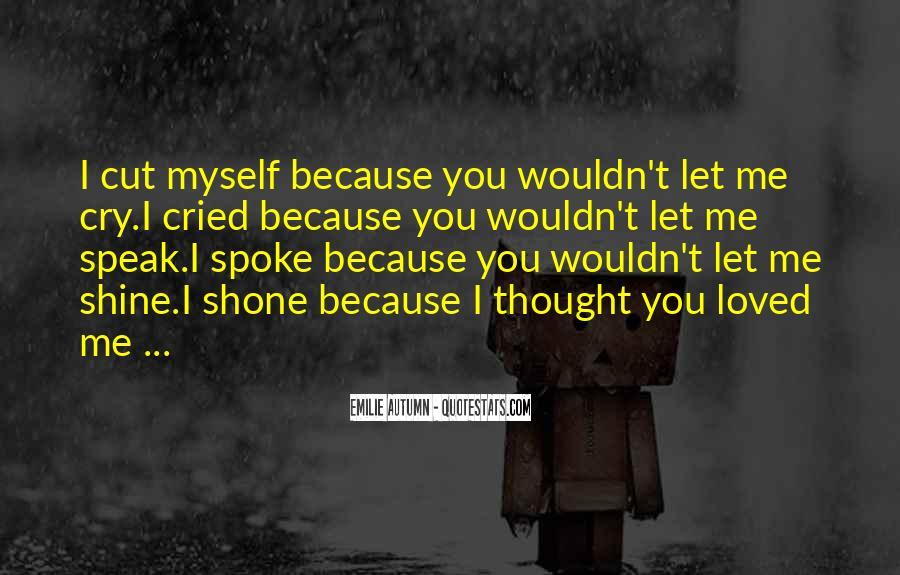 Emilie Autumn Love Quotes #97382