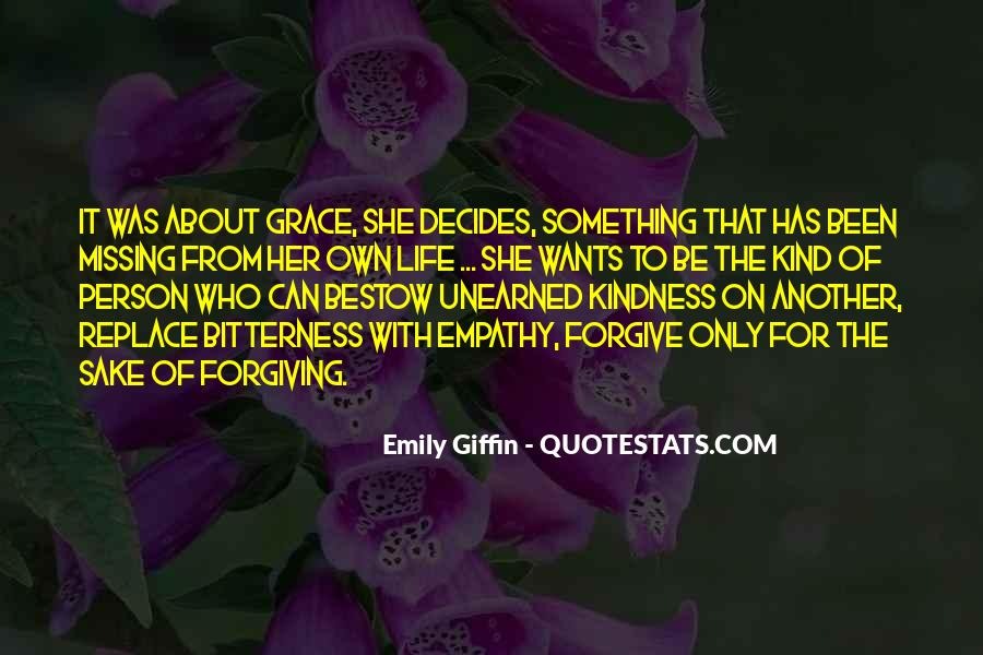 Emily Grace Quotes #177669