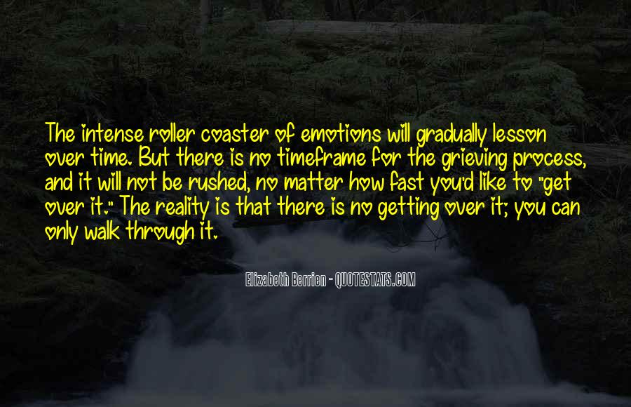 Emotions And Reality Quotes #1265657
