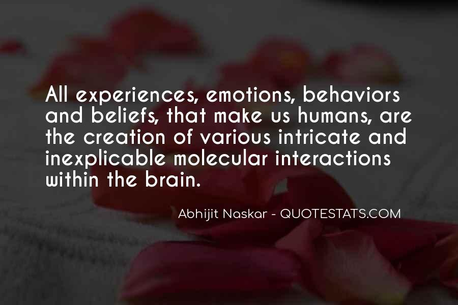 Emotions And Reality Quotes #268654