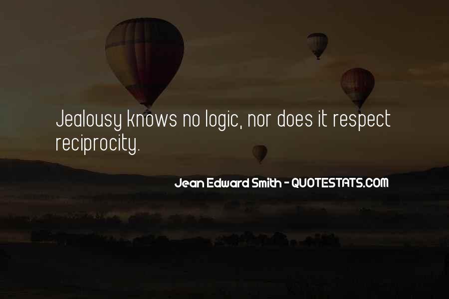 Emotions Versus Logic Quotes #1335265
