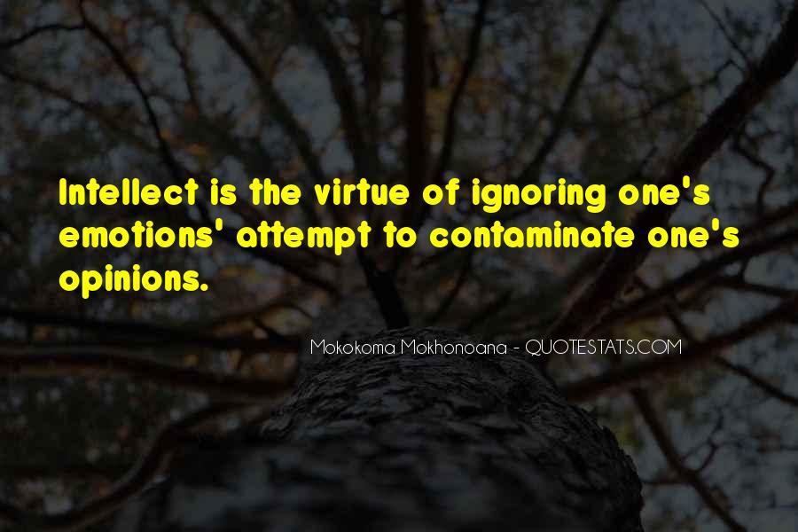 Emotions Versus Logic Quotes #808788