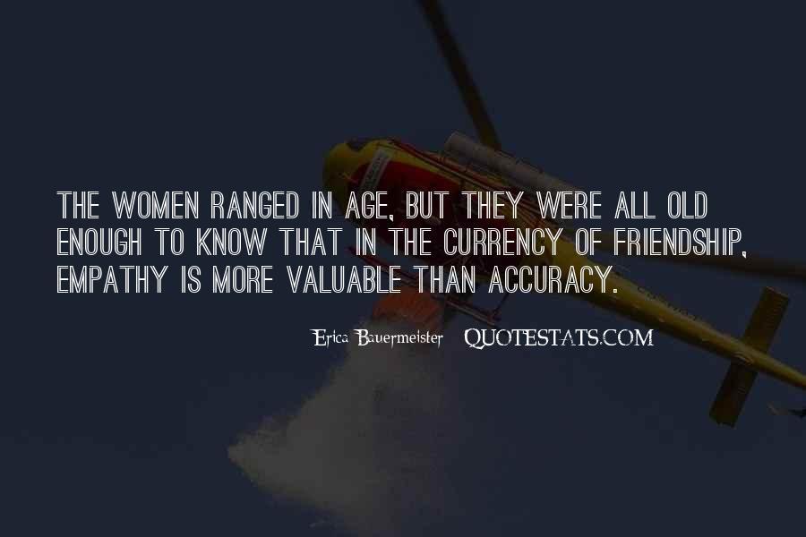 Empathy Friendship Quotes #1071042