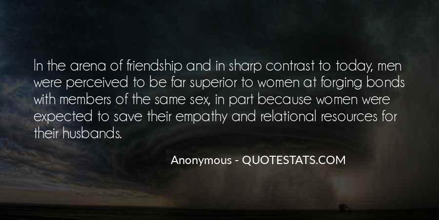 Empathy Friendship Quotes #1640652