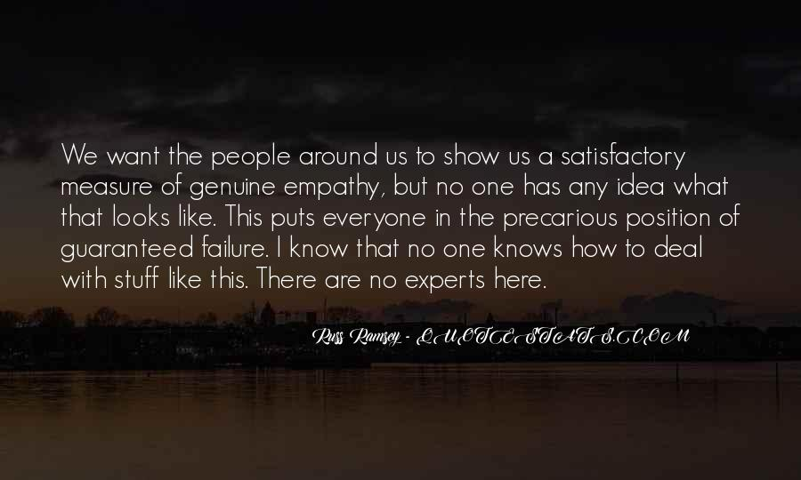 Empathy Friendship Quotes #1838004