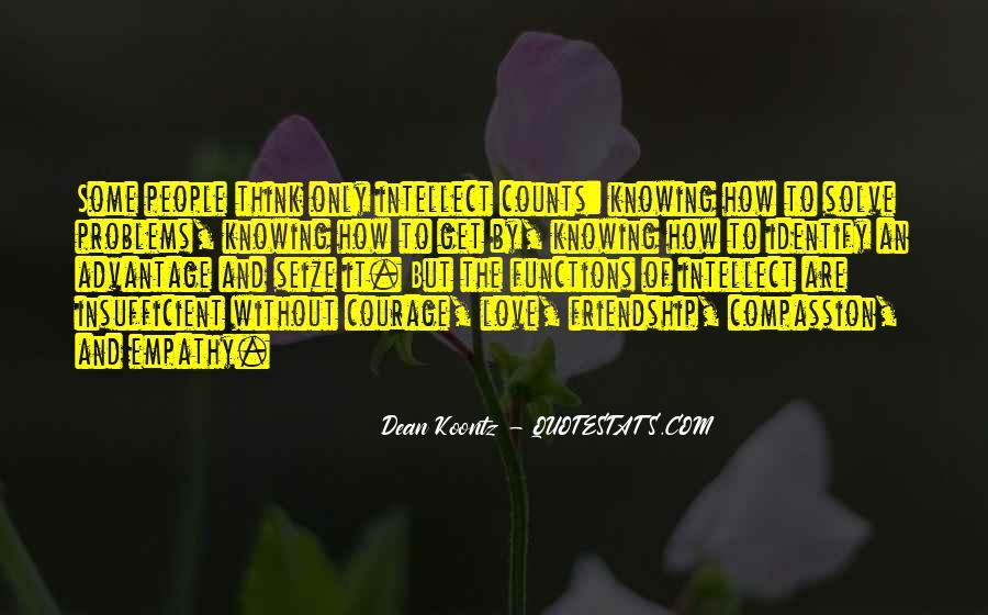 Empathy Friendship Quotes #289079