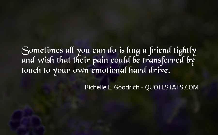 Empathy Friendship Quotes #818584