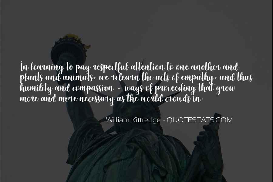 Empathy Motivational Quotes #1351899
