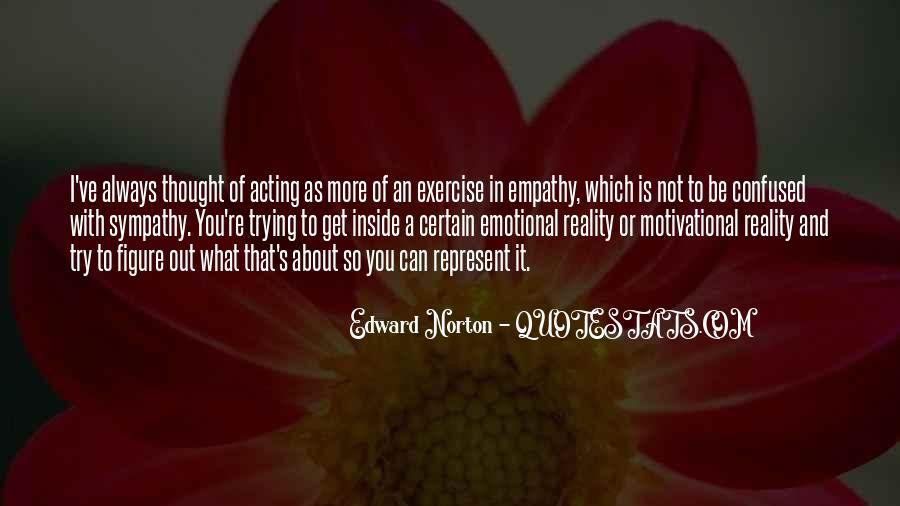 Empathy Motivational Quotes #280915