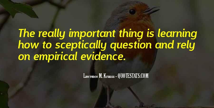 Empirical Quotes #1050950