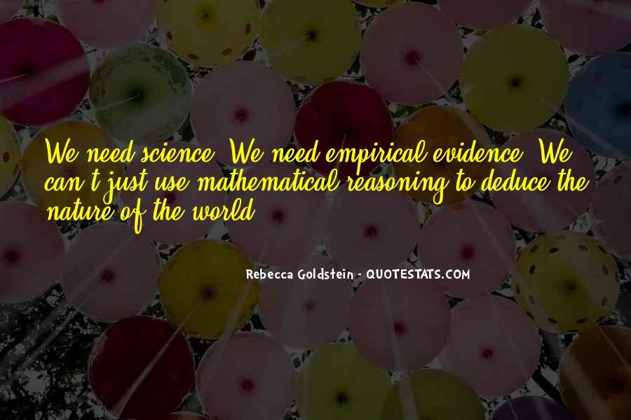 Empirical Quotes #123758