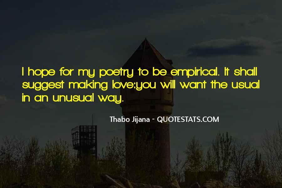 Empirical Quotes #144214