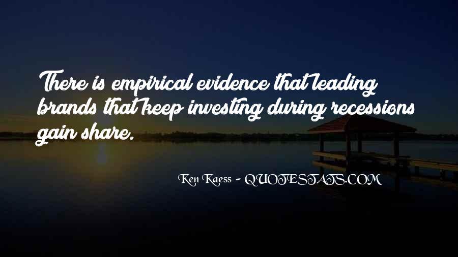 Empirical Quotes #171215