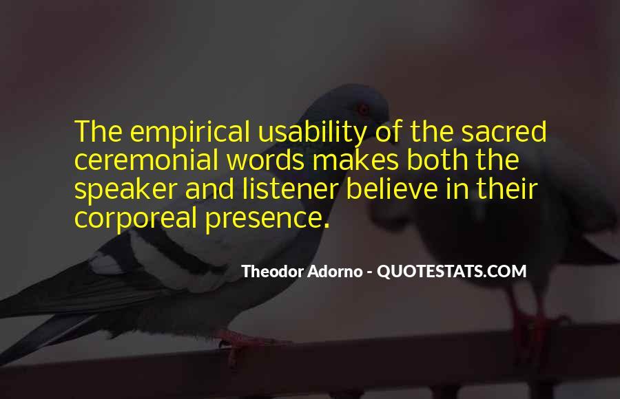 Empirical Quotes #425790