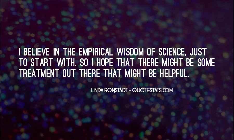 Empirical Quotes #516525