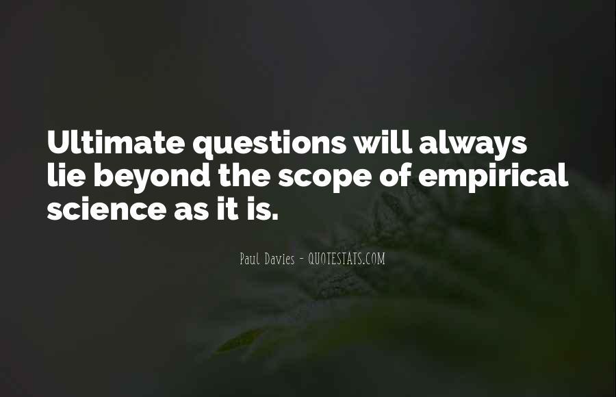 Empirical Quotes #56575