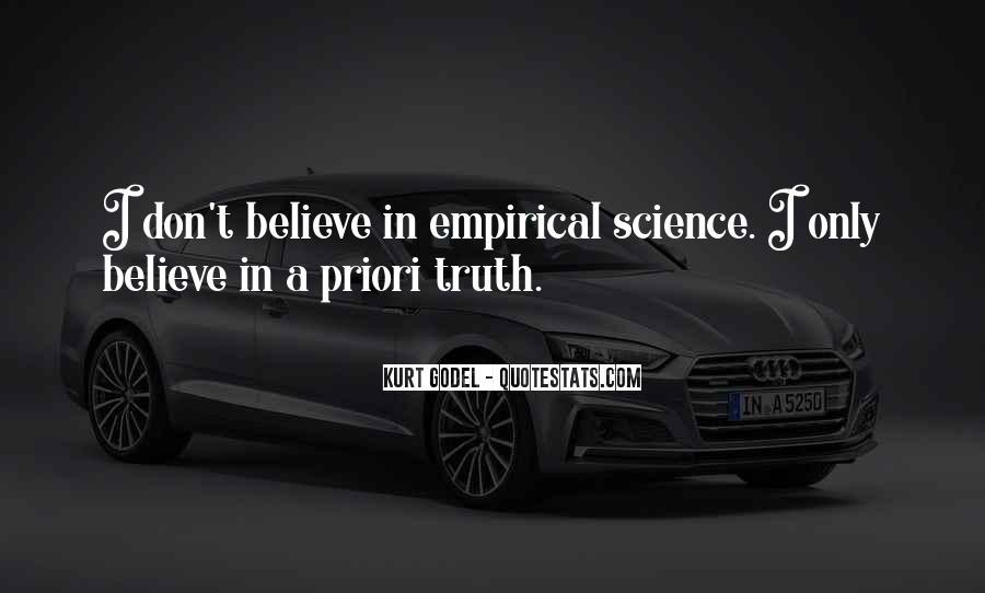 Empirical Quotes #573129