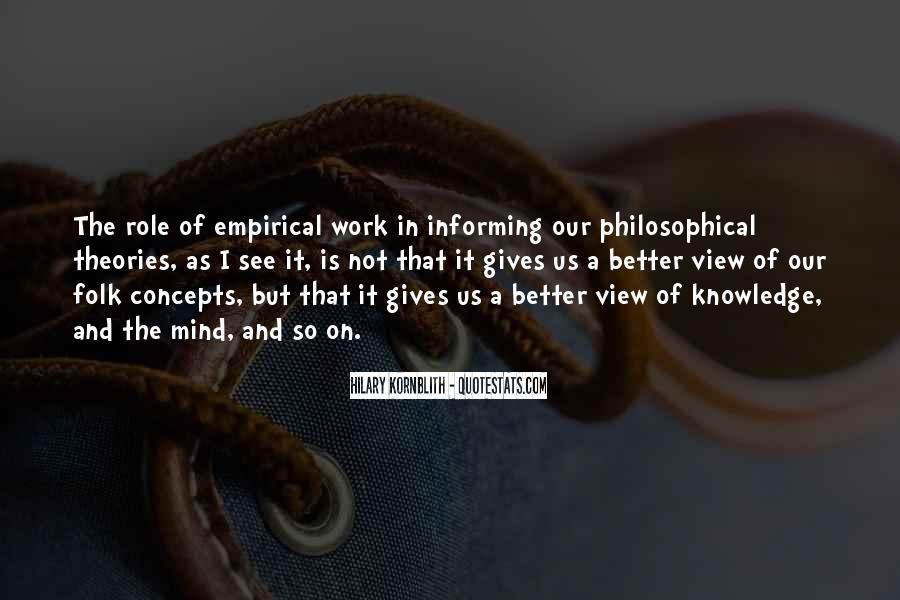 Empirical Quotes #693489