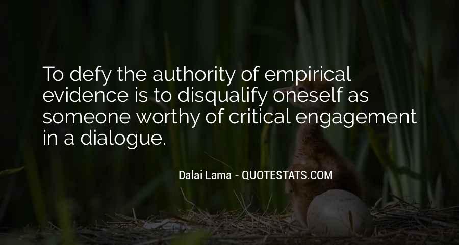 Empirical Quotes #761707