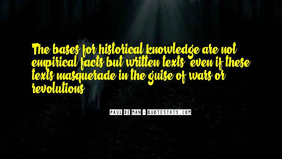 Empirical Quotes #774660