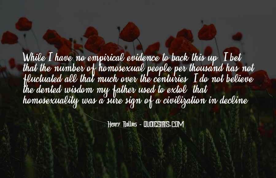 Empirical Quotes #835833