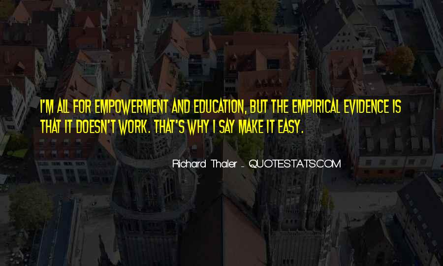 Empirical Quotes #910188