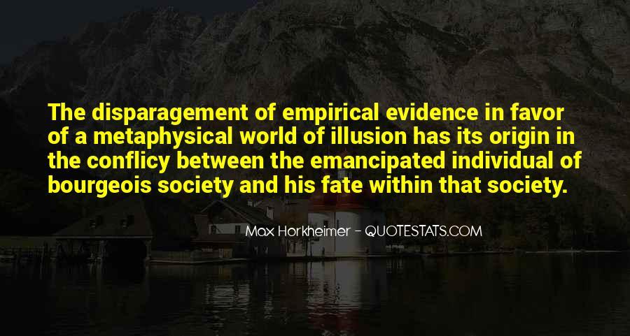 Empirical Quotes #932918