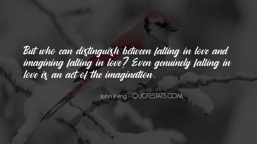 Quotes About Imagination Love #121036