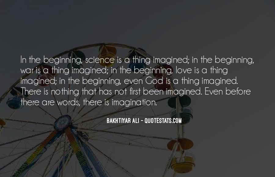 Quotes About Imagination Love #131452