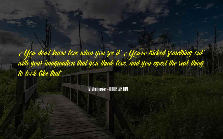 Quotes About Imagination Love #183211