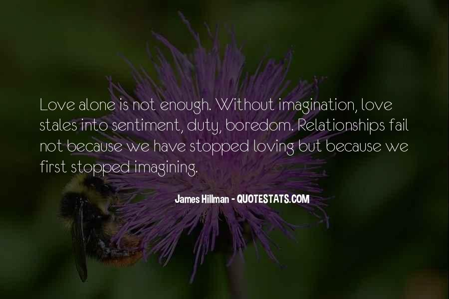 Quotes About Imagination Love #197920