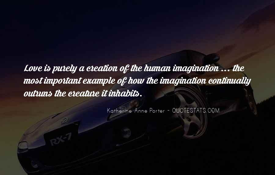Quotes About Imagination Love #202176