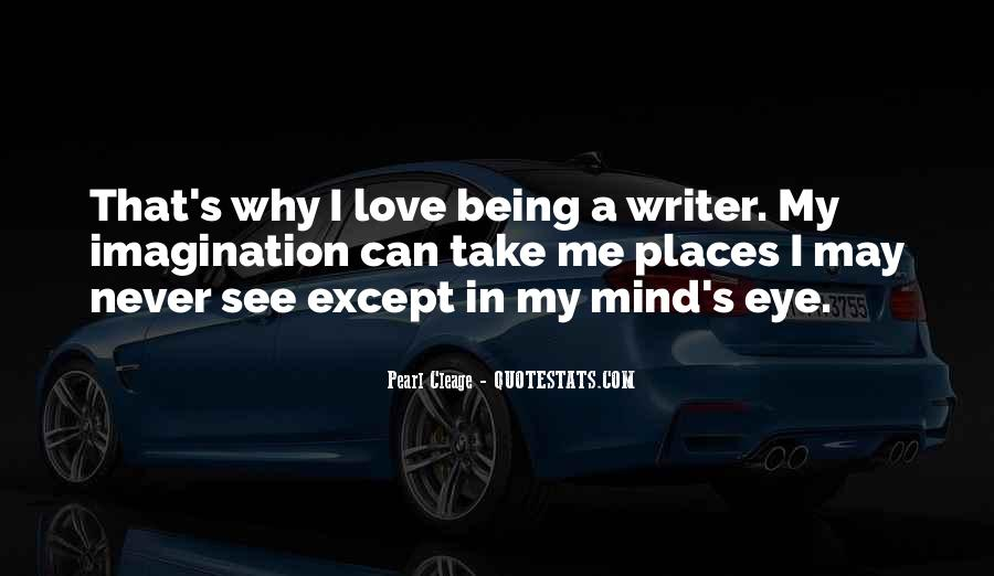 Quotes About Imagination Love #306306
