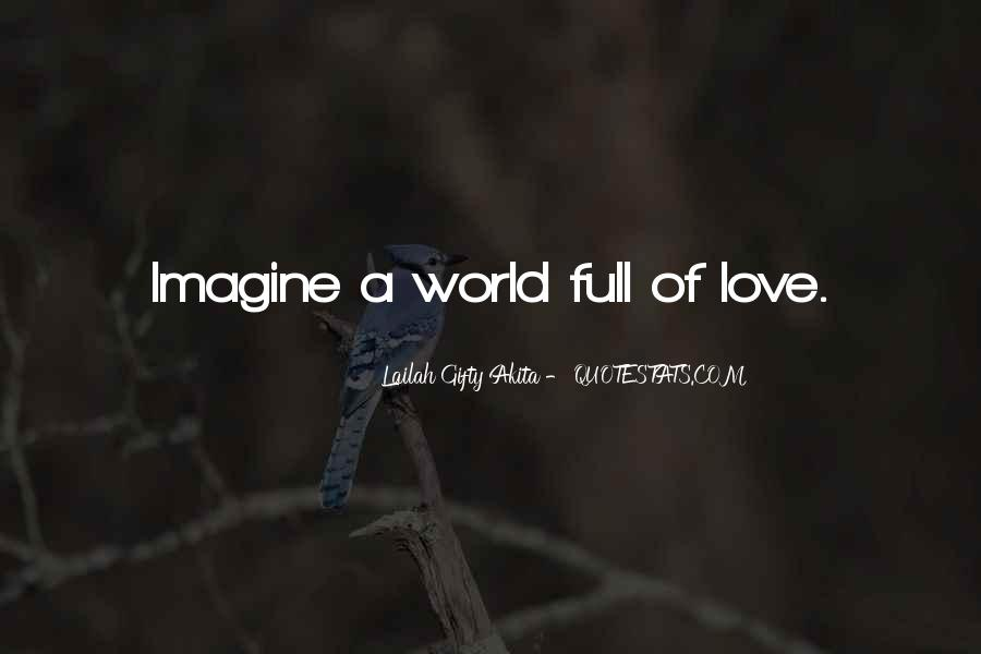 Quotes About Imagination Love #378170
