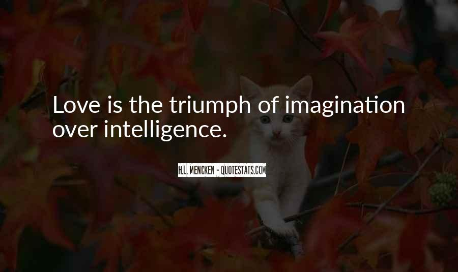 Quotes About Imagination Love #398466