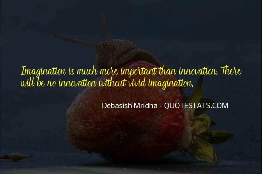 Quotes About Imagination Love #427943