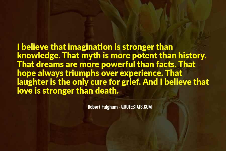 Quotes About Imagination Love #429671