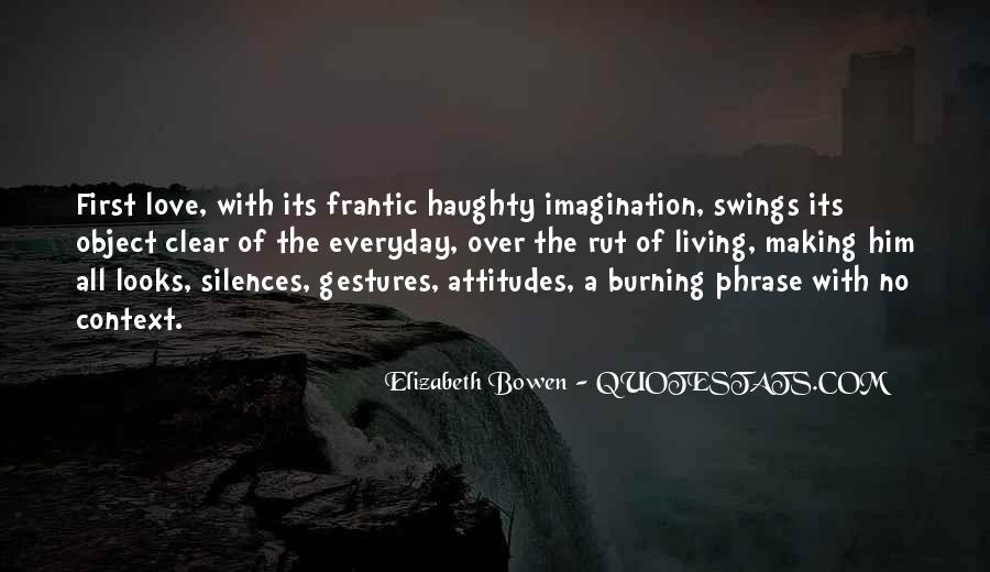 Quotes About Imagination Love #433726