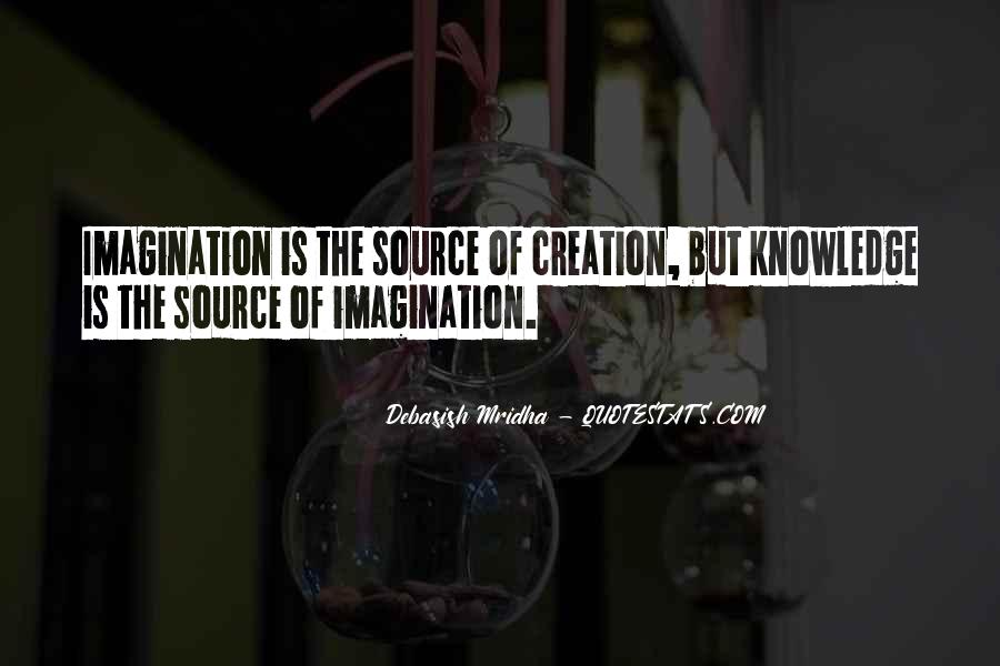 Quotes About Imagination Love #440846