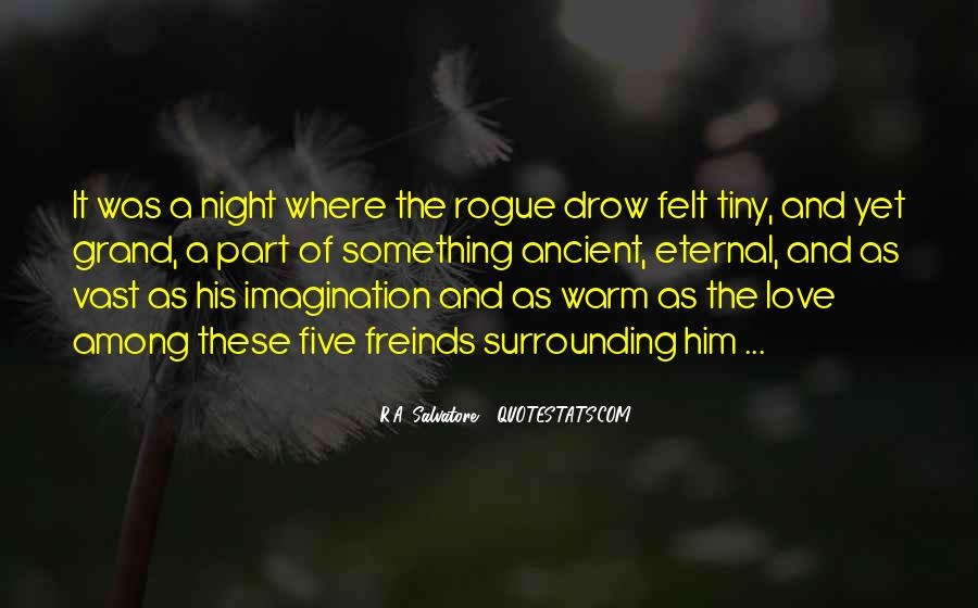 Quotes About Imagination Love #461863